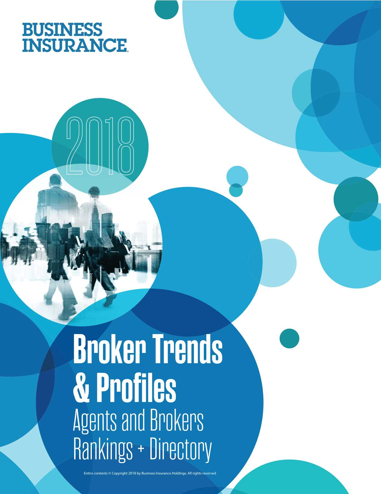 2018 Agents and Brokers RANKINGS + DIRECTORY