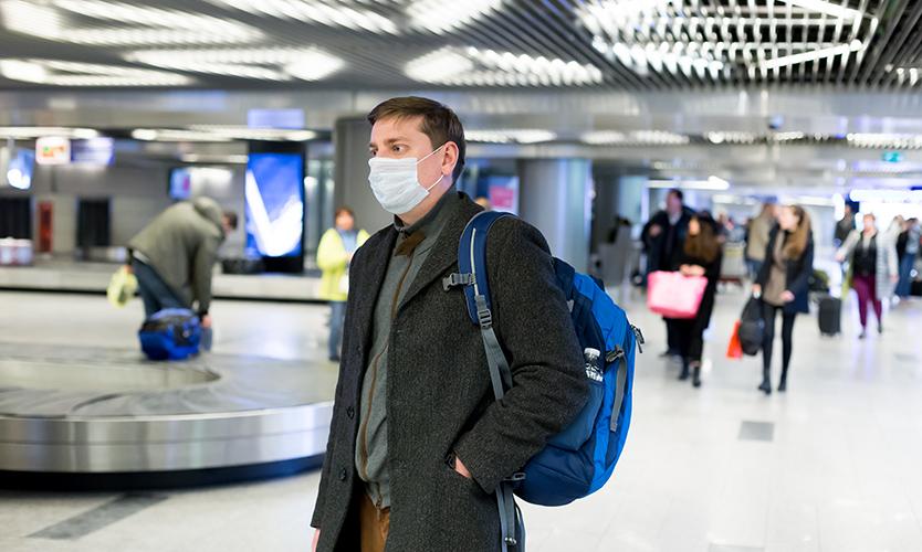 Coronavirus insurance travel