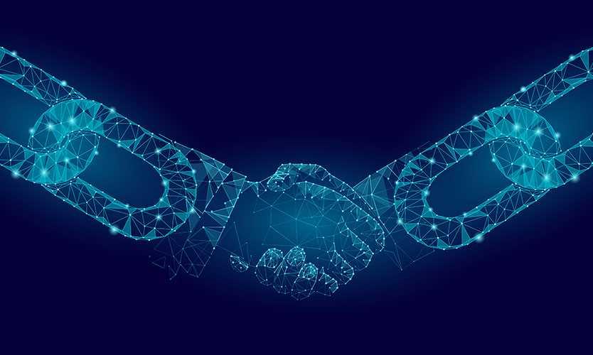 Blockchain enhances risk management