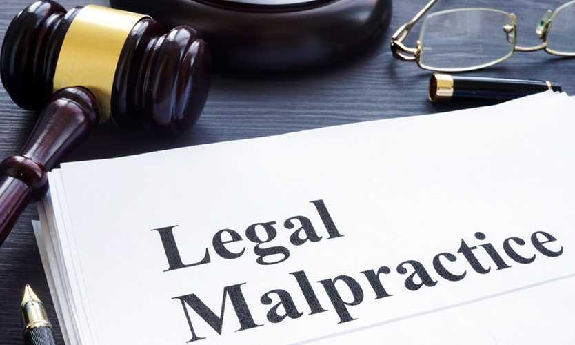 legal malpractice