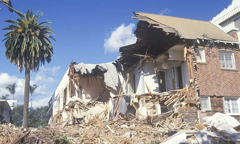 Report analyzes workers comp and earthquake risk in California