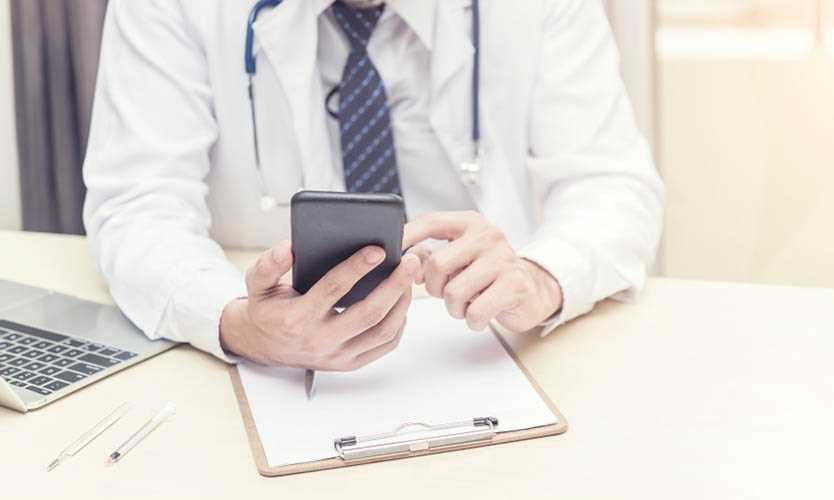 Undisclosed text message does not bar doctor testimony: Court