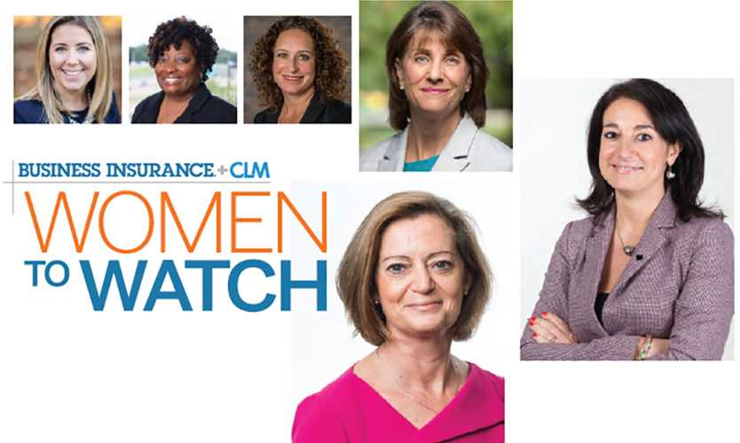 2017 Business Insurance Women to Watch