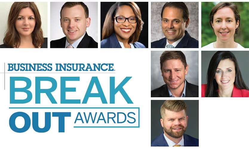 2018 Break Out Awards