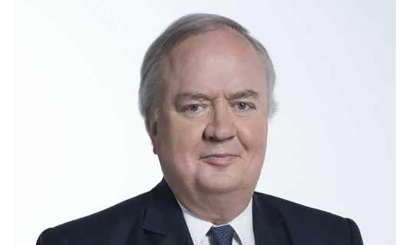 Scor CEO Denis Kessler