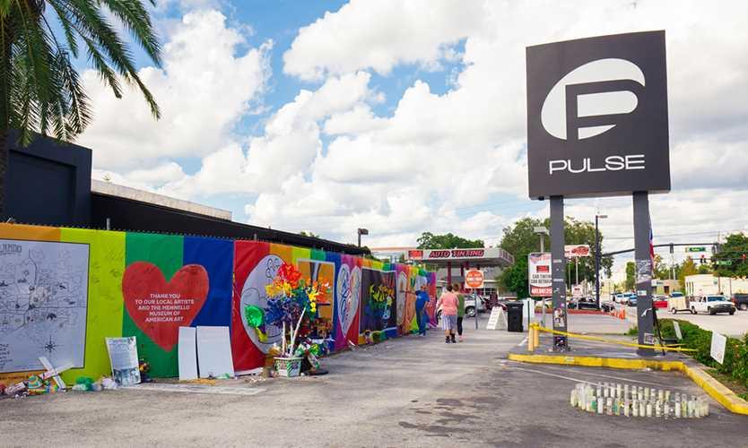 Orlando nightclub victims' families sue Twitter, Google, Facebook