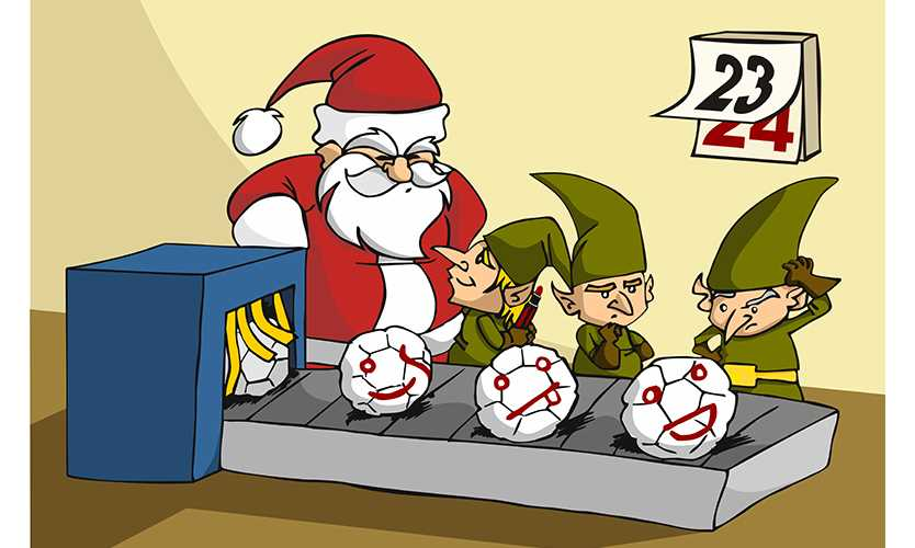 Christmas Town risks Lockton brokerage