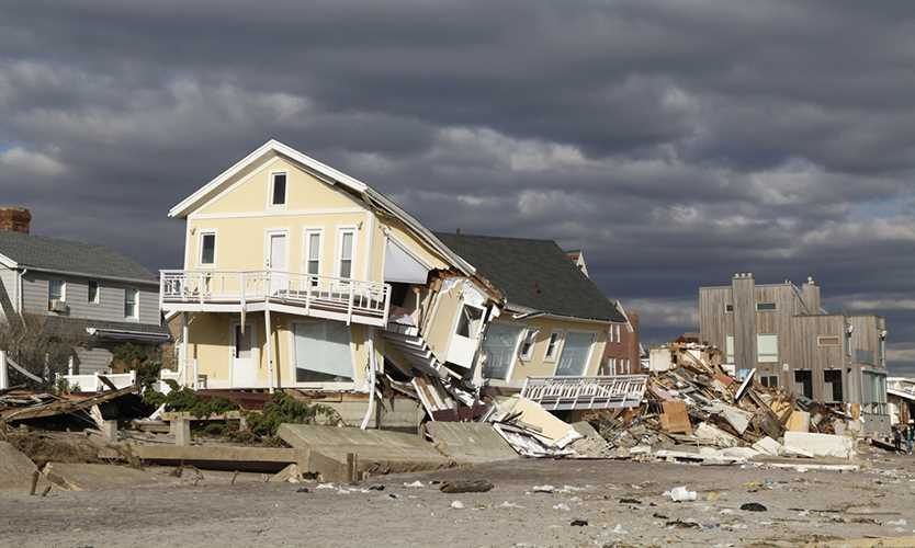 Chubb unit loses Sandy storm surge litigation dispute