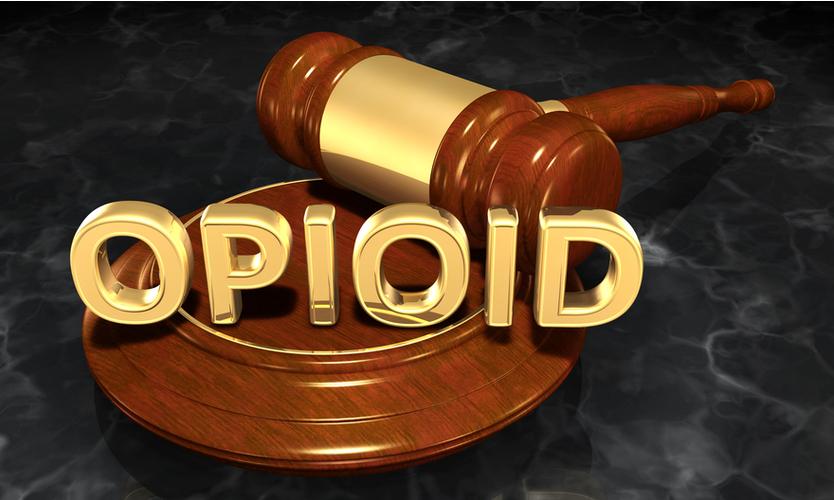 Opioid trial coronavirus