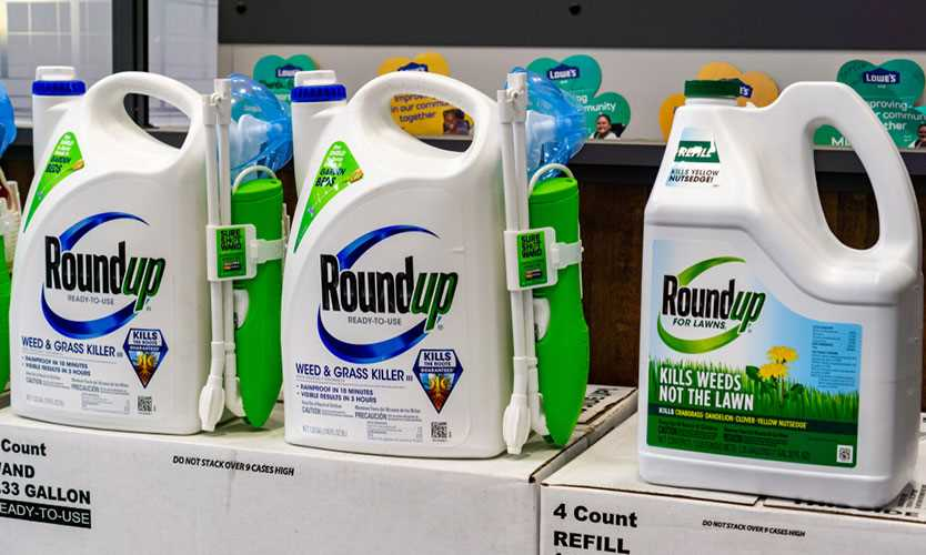 Bayer's Roundup