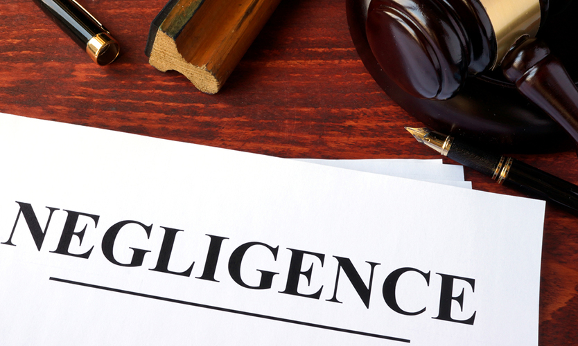 negligence lawsuit
