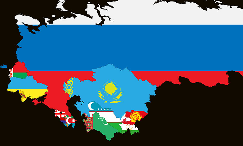 Russia and CIS countries