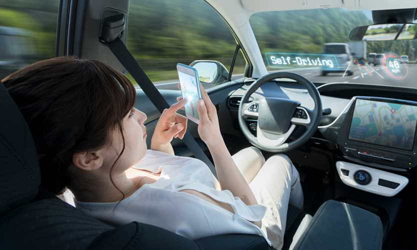 Auto industry lawyers warn on automated driving hype
