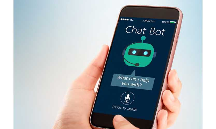 Chatty bots answer the comp calls