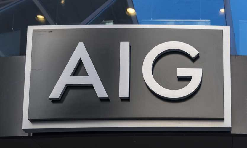 AIG quarterly profit falls as general insurance business weighs