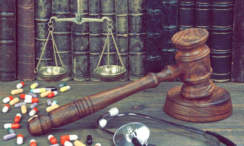 Justices wrestle with patent arguments for anti nausea drug