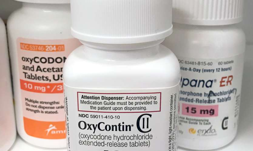 FDA asks drugmaker Endo to withdraw opioid amid abuse crisis