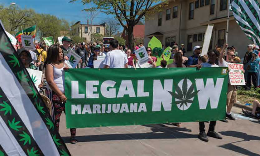 Medical recreational pot gain wider approval after election day