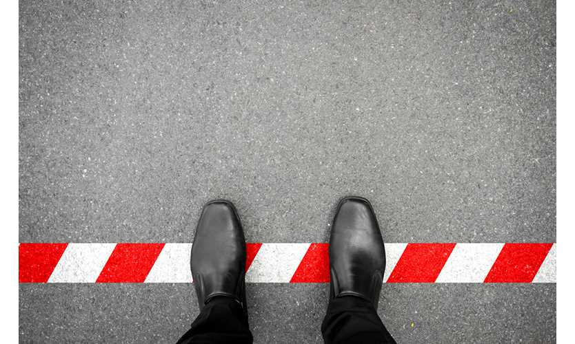 Don't cross this line: When recruiting turns into poaching