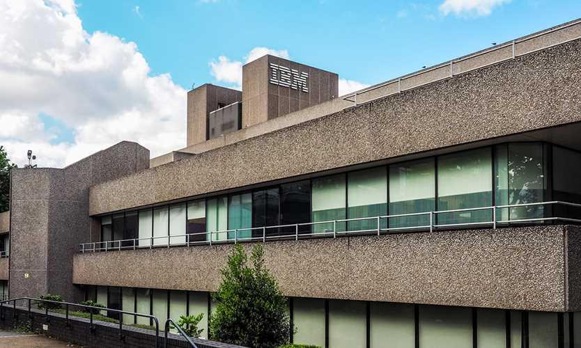 IBM in London