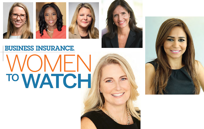 2019 Business Insurance Women to Watch