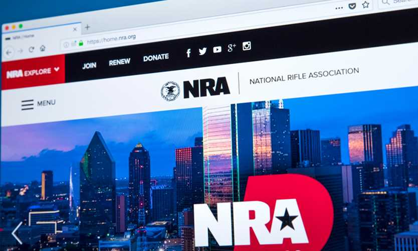 Washington state shuts down NRA-branded insurance sales