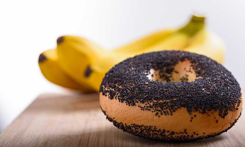 Breakfast fail: Bagel to blame for positive opioid test