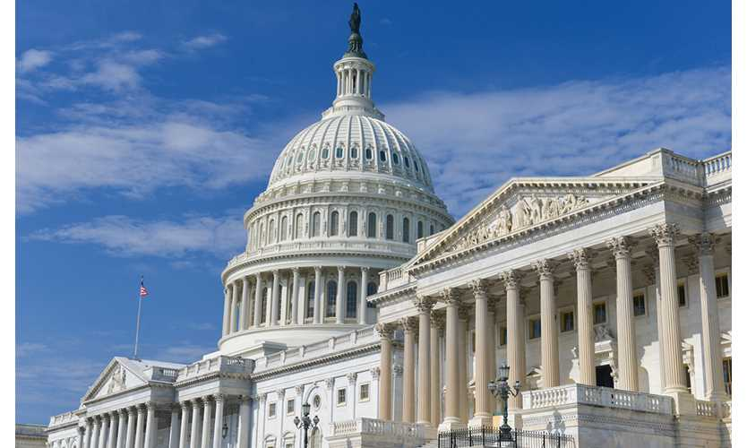 Federal agency curbs move in House but may stall in Senate