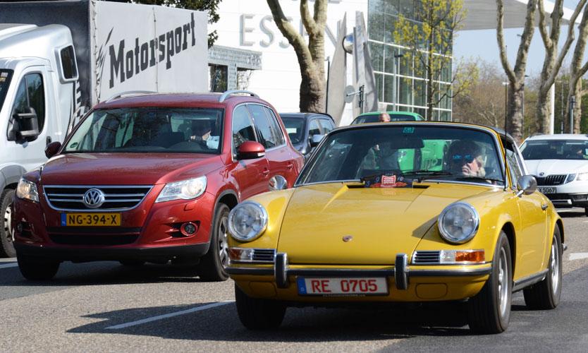 Volkswagen and Porsche