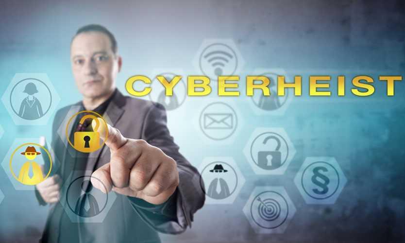cyber bank heist